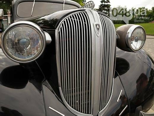 В Одесском парке показывали ретро-автомобили в честь 105-летия ралли (ФОТО), фото-7