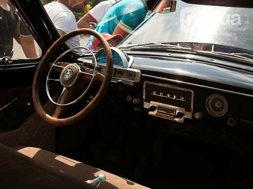 В Одесском парке показывали ретро-автомобили в честь 105-летия ралли (ФОТО), фото-4