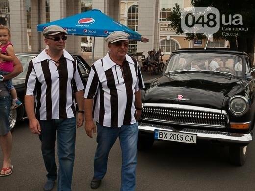 В Одесском парке показывали ретро-автомобили в честь 105-летия ралли (ФОТО), фото-2