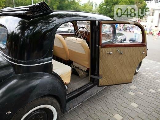 В Одесском парке показывали ретро-автомобили в честь 105-летия ралли (ФОТО), фото-9