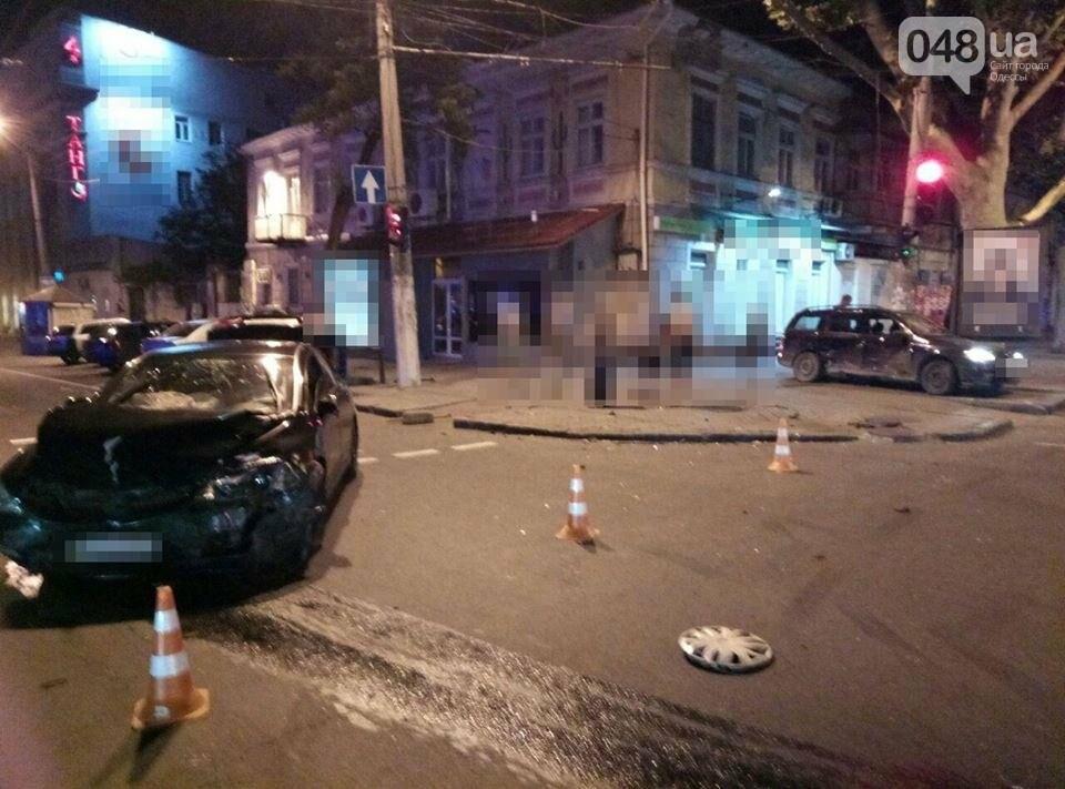 В Одессе ночью произошла разрушительная авария (ФОТО), фото-1