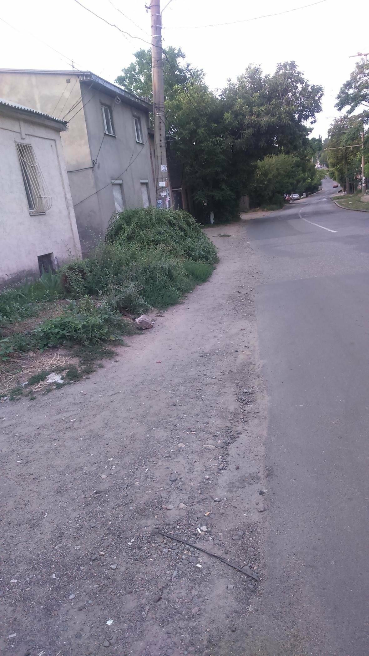 Дорога к морю в Одессе может привести в больницу (ФОТО), фото-3