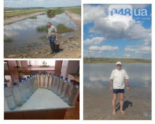 Впервые за 10 лет уровень воды в Куяльницком лимане обнадежил одесситов (ФОТО), фото-5