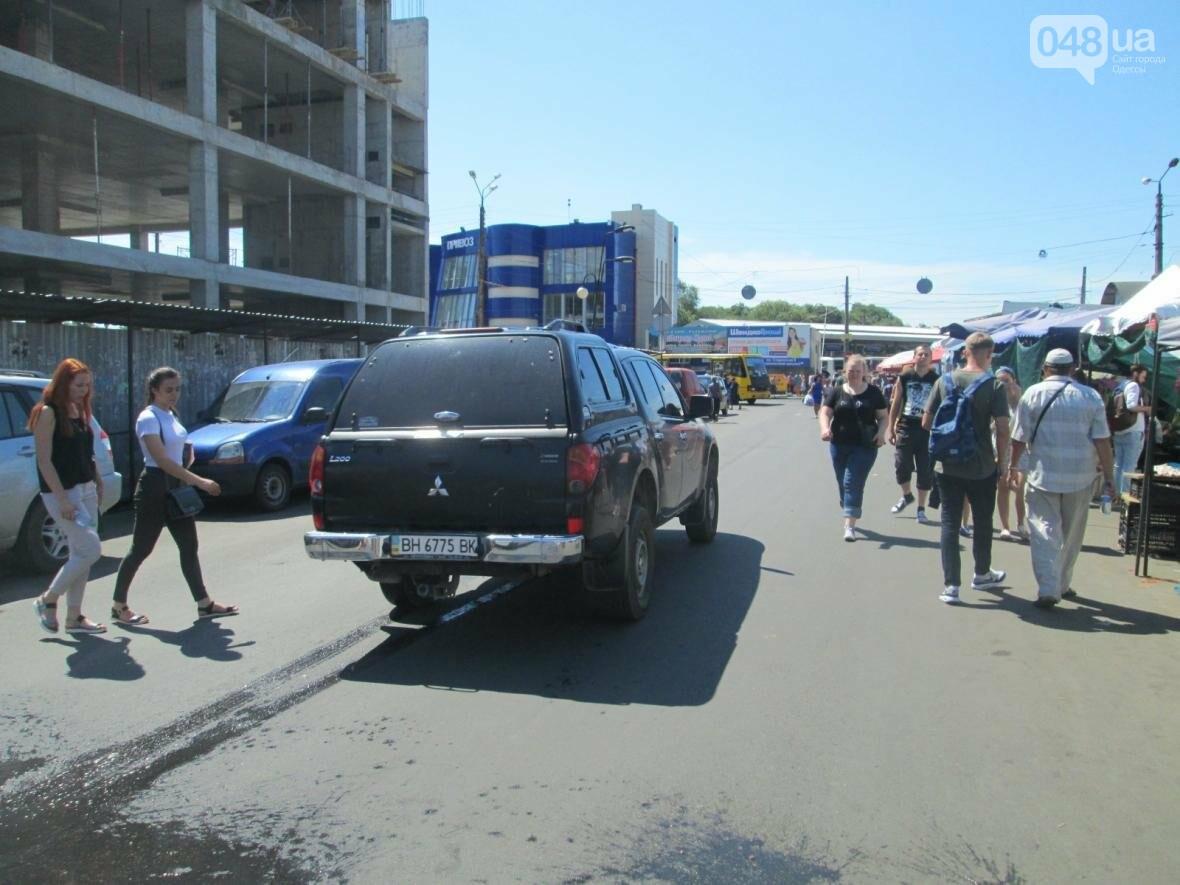 Смертельная авария возле одесского «Привоза»: Кто виноват? (ФОТО, ВИДЕО), фото-6
