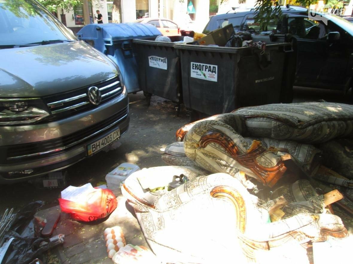 В центре Одессы обустроили эпидемиологический очаг (ФОТО), фото-3