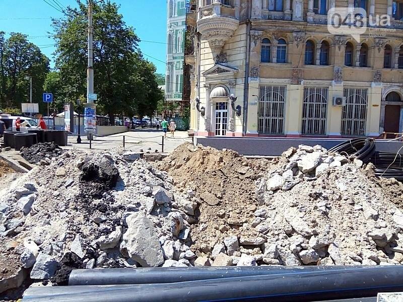 Затопленный переход под Дерибасовской закрыли (ФОТО), фото-2
