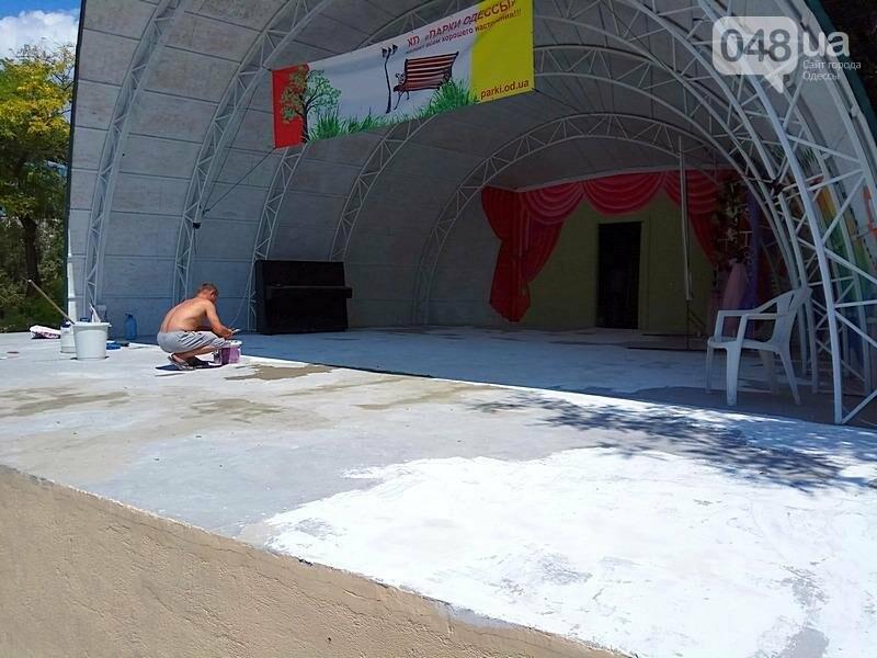 «Ракушка» в Одессе работала меньше года: пора ремонтировать (ФОТО), фото-2