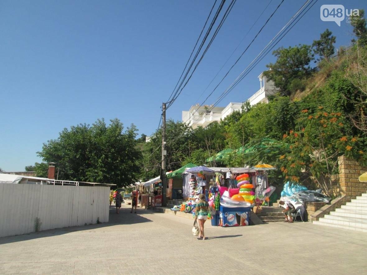 Базар, стройка и рак-отшельник: чем еще удивит одесский пляж (ФОТО), фото-19