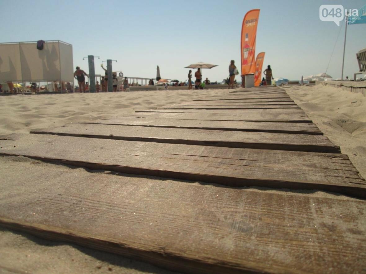 Базар, стройка и рак-отшельник: чем еще удивит одесский пляж (ФОТО), фото-11