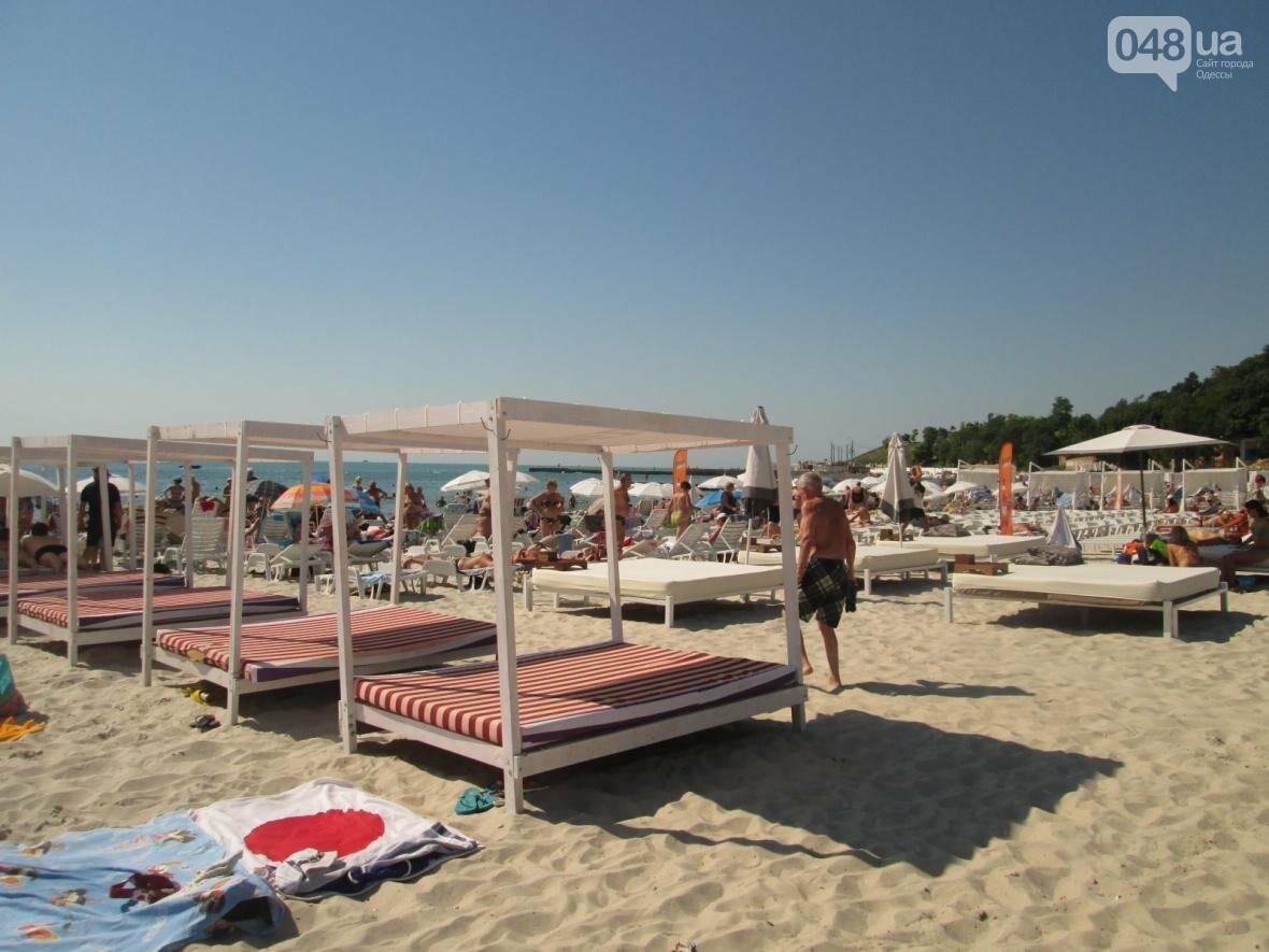Базар, стройка и рак-отшельник: чем еще удивит одесский пляж (ФОТО), фото-21