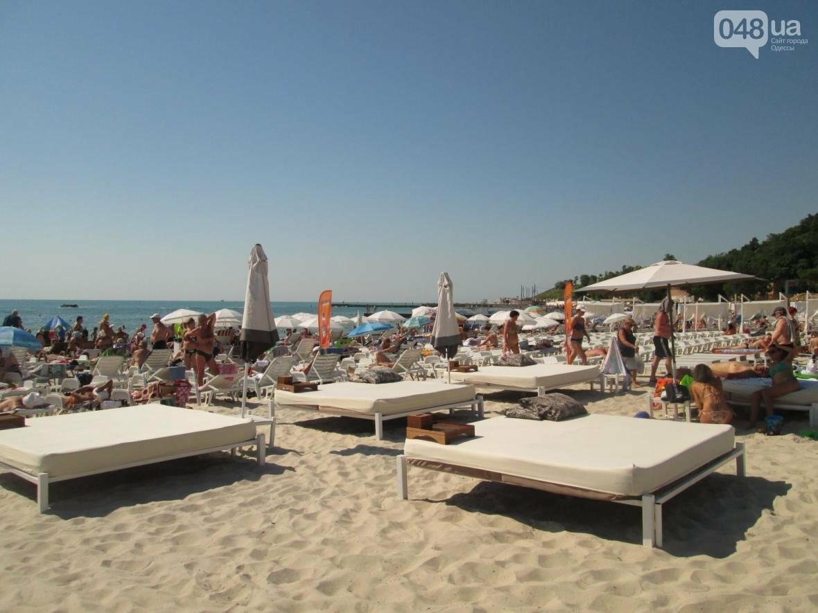 Базар, стройка и рак-отшельник: чем еще удивит одесский пляж (ФОТО), фото-8