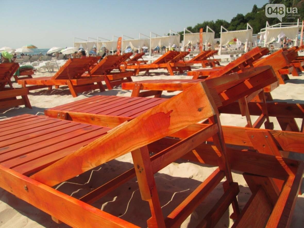 Базар, стройка и рак-отшельник: чем еще удивит одесский пляж (ФОТО), фото-22