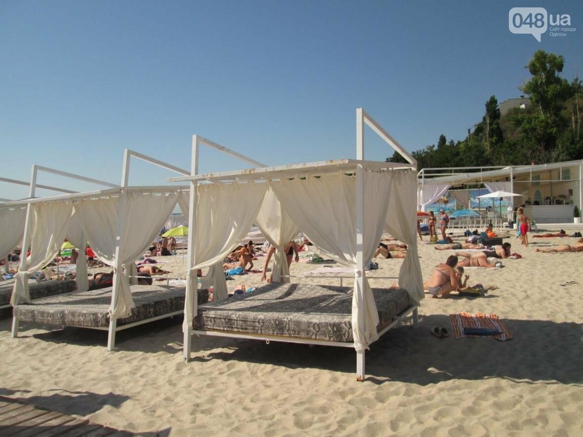 Базар, стройка и рак-отшельник: чем еще удивит одесский пляж (ФОТО), фото-23