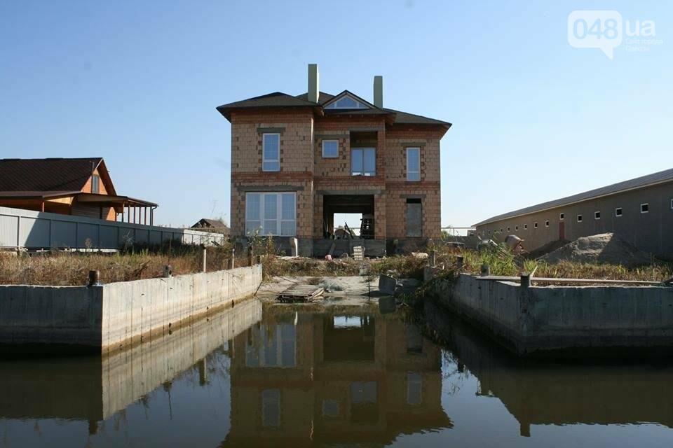 Одесский эколог показал, какие дворцы построили богачи в заповеднике (ФОТО), фото-2