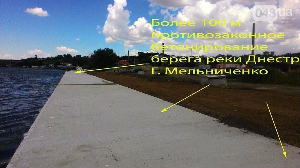 Одесский эколог показал, какие дворцы построили богачи в заповеднике (ФОТО), фото-4