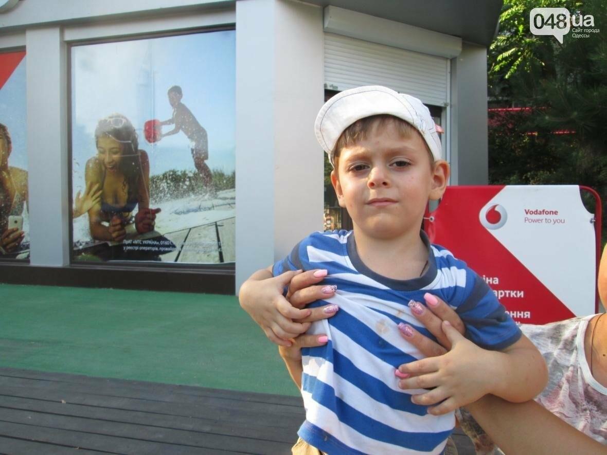 В Одессе пьяная няня даже не знала, что пропал ребенок (ФОТО), фото-1