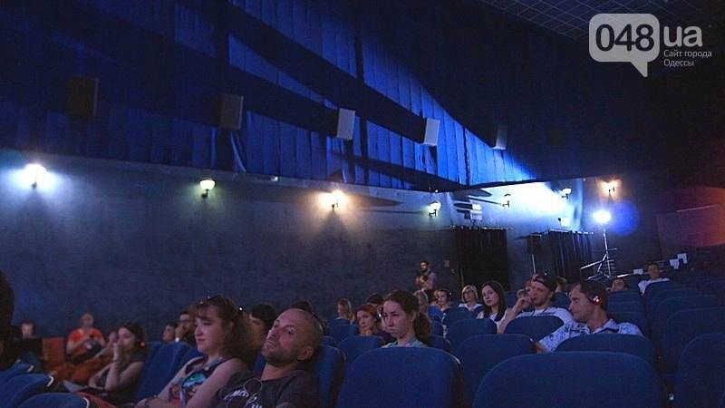 Член жюри Одесского кинофестиваля признался в любви к украинскому футболу (ФОТО), фото-5