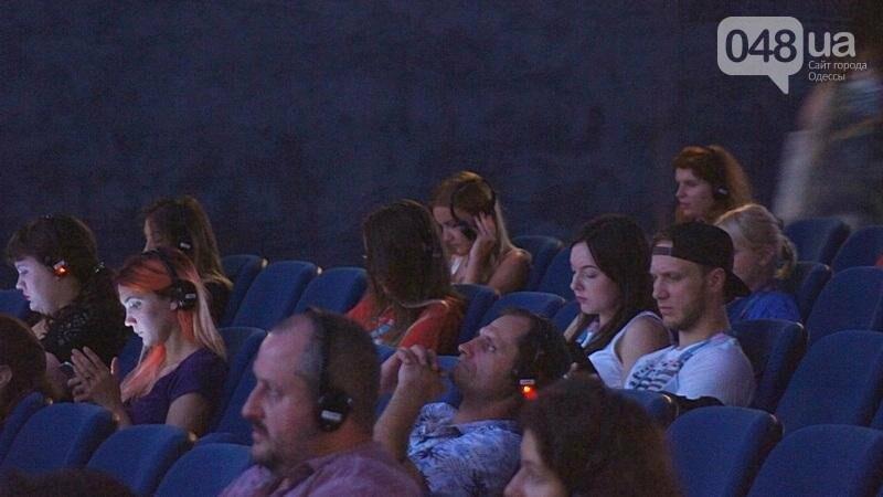 Член жюри Одесского кинофестиваля признался в любви к украинскому футболу (ФОТО), фото-3