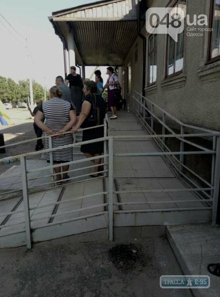В Одесской области судья переоделся в полицейского, чтобы избежать народного гнева (ФОТО), фото-1