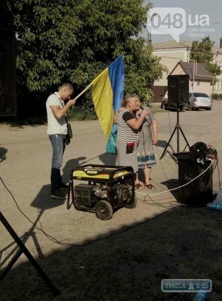 В Одесской области судья переоделся в полицейского, чтобы избежать народного гнева (ФОТО), фото-2