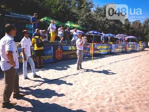 На одесском Фонтане открыли Центр пляжных видов спорта: приходи поиграть (ФОТО), фото-3