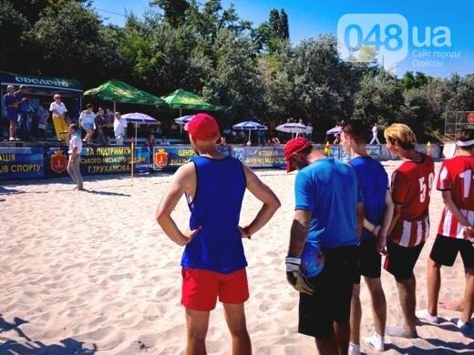 На одесском Фонтане открыли Центр пляжных видов спорта: приходи поиграть (ФОТО), фото-6