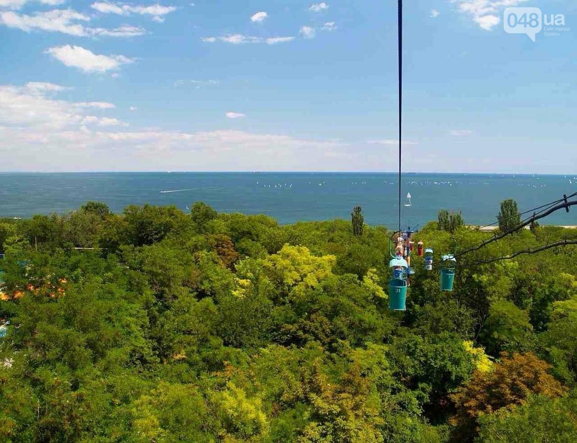 Одесский пляж  «Отрада» - райский уголок на берегу Черного моря, фото-5