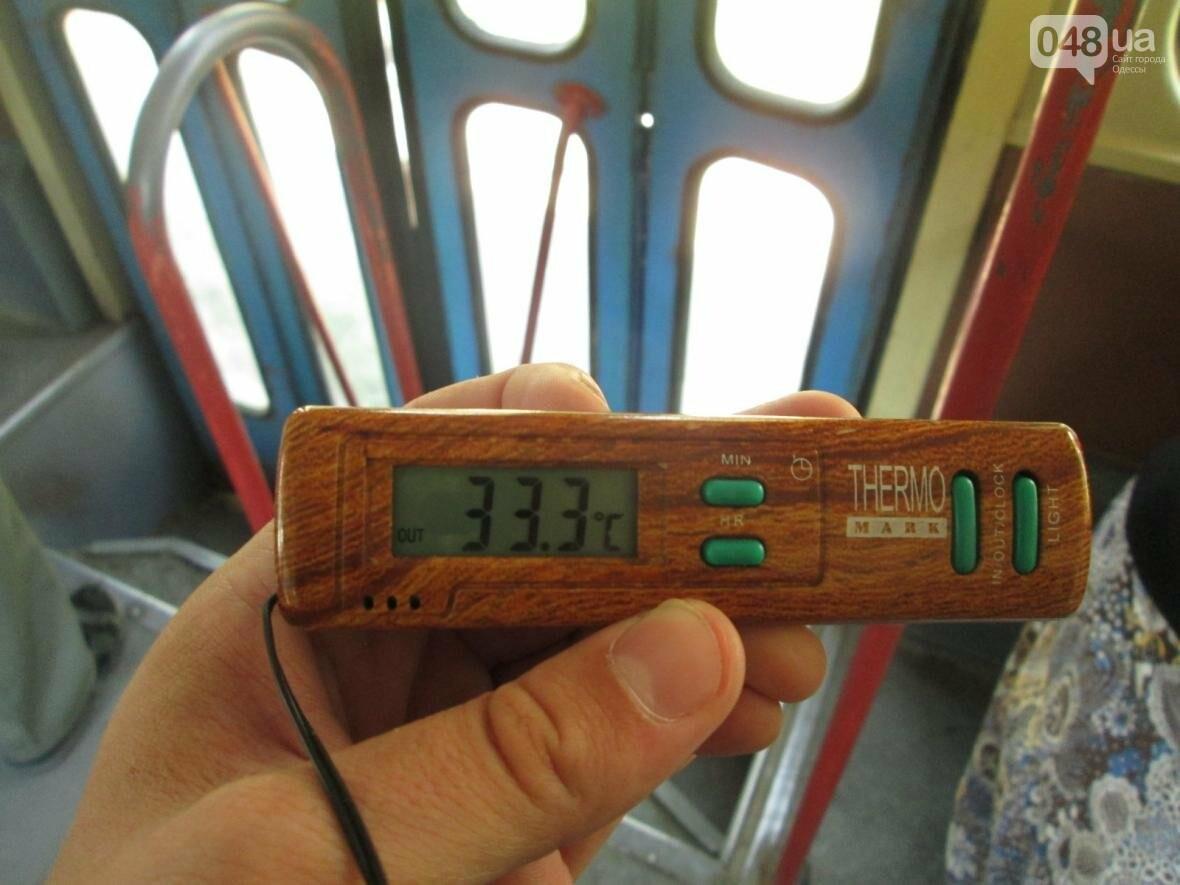 37 градусов – это не предел: как выживают в одесских маршрутках (ФОТО), фото-1