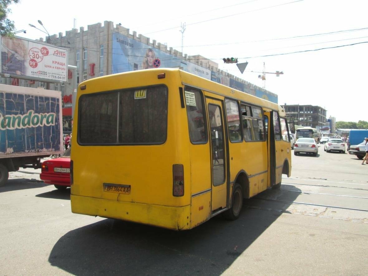 37 градусов – это не предел: как выживают в одесских маршрутках (ФОТО), фото-3