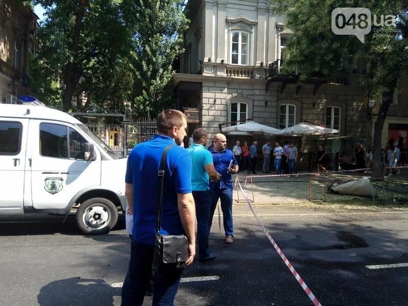 Взрыв в центре Одессы: появились первые подробности (ОБНОВЛЕНО: ФОТО, ВИДЕО), фото-2
