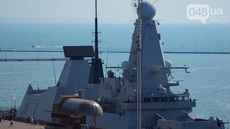 Новые боевые корабли НАТО зашли в Одессу (ФОТО), фото-1