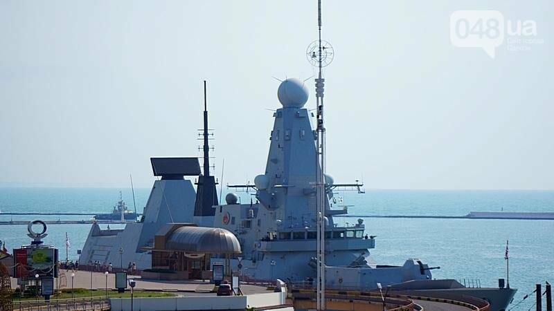 Новые боевые корабли НАТО зашли в Одессу (ФОТО), фото-2
