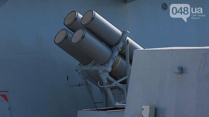 Новые боевые корабли НАТО зашли в Одессу (ФОТО), фото-5