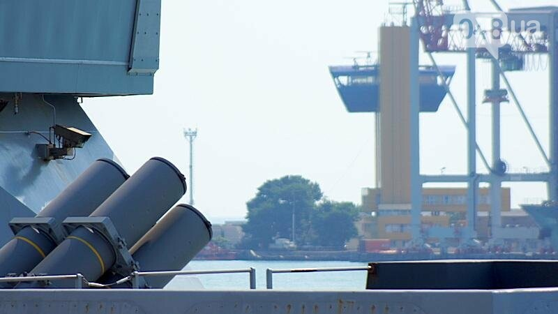 Новые боевые корабли НАТО зашли в Одессу (ФОТО), фото-6