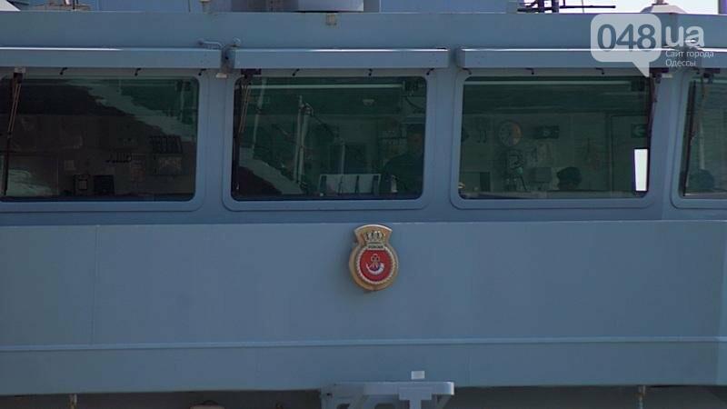Новые боевые корабли НАТО зашли в Одессу (ФОТО), фото-7