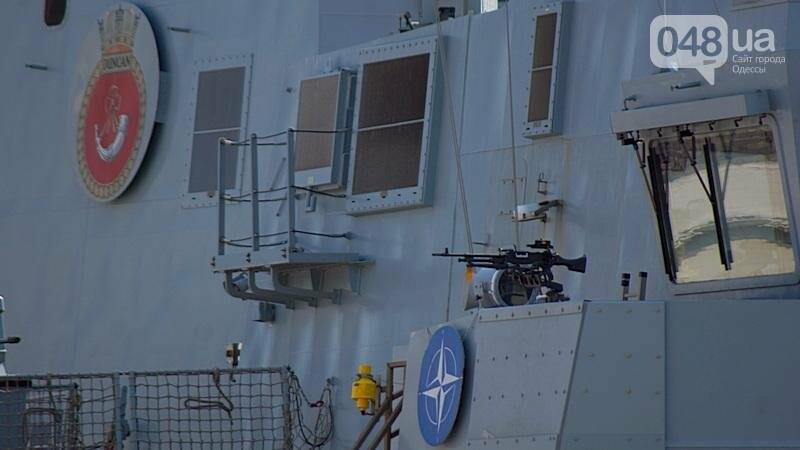 Новые боевые корабли НАТО зашли в Одессу (ФОТО), фото-9