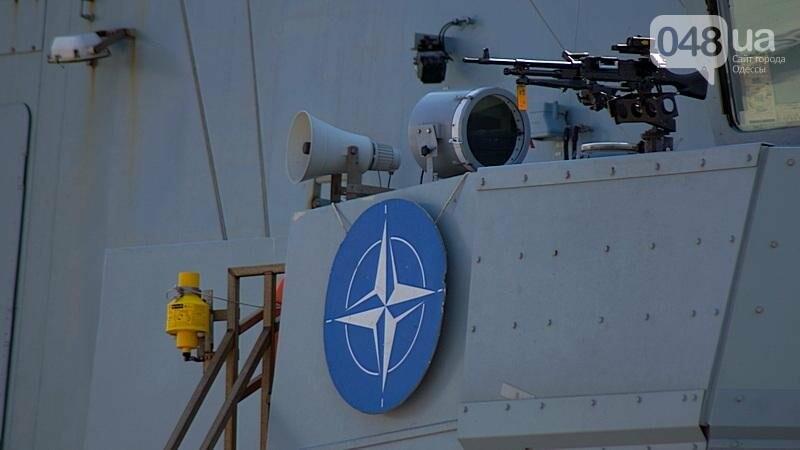 Новые боевые корабли НАТО зашли в Одессу (ФОТО), фото-10