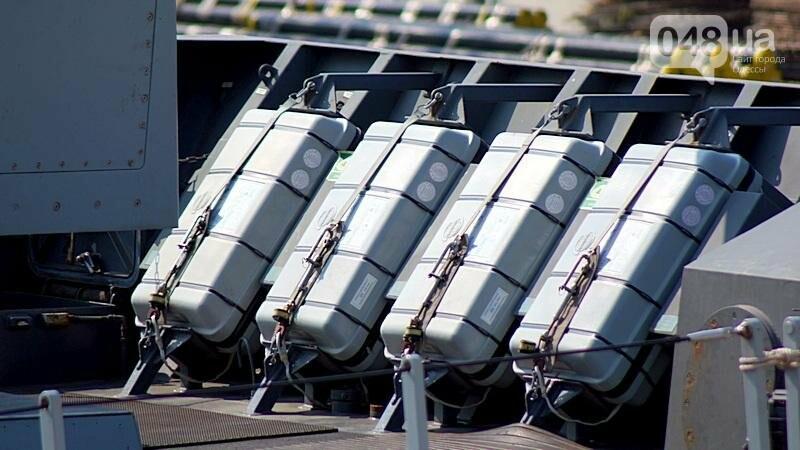 Новые боевые корабли НАТО зашли в Одессу (ФОТО), фото-12