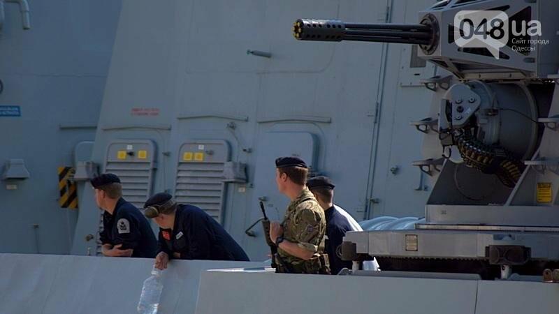 Новые боевые корабли НАТО зашли в Одессу (ФОТО), фото-13