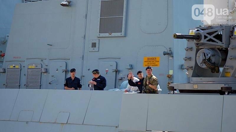 Новые боевые корабли НАТО зашли в Одессу (ФОТО), фото-16