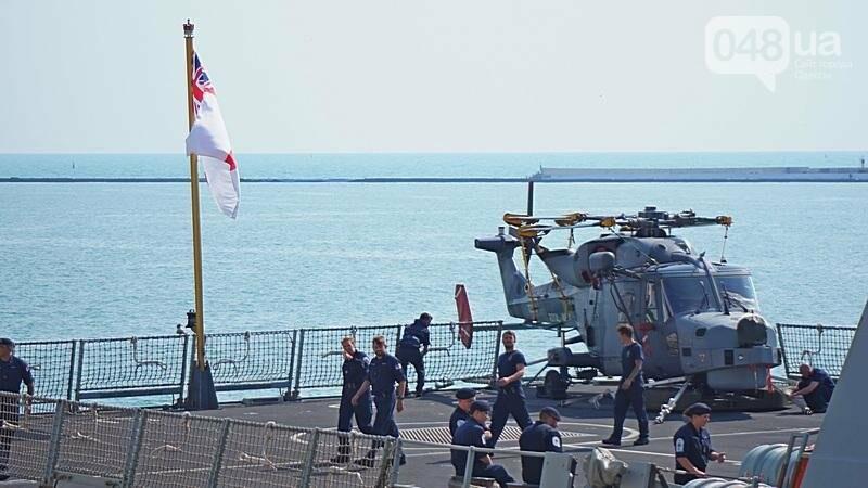 Новые боевые корабли НАТО зашли в Одессу (ФОТО), фото-20