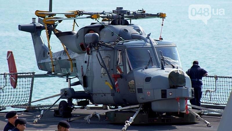 Новые боевые корабли НАТО зашли в Одессу (ФОТО), фото-30