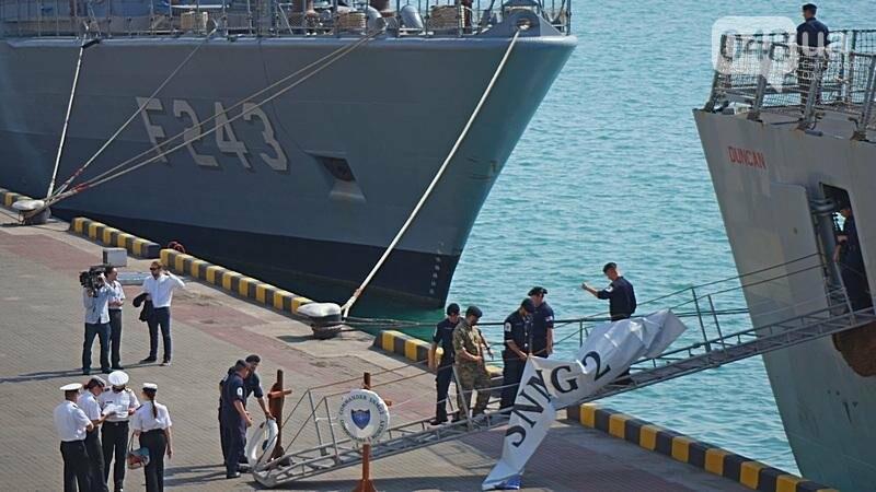 Новые боевые корабли НАТО зашли в Одессу (ФОТО), фото-31