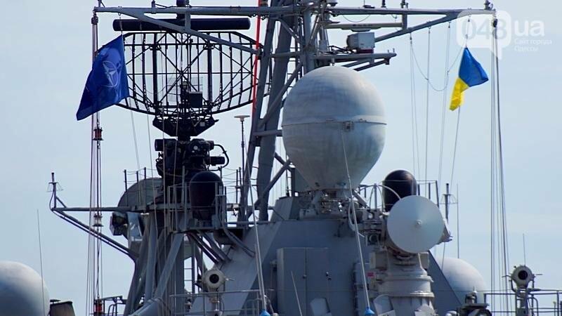 Новые боевые корабли НАТО зашли в Одессу (ФОТО), фото-22