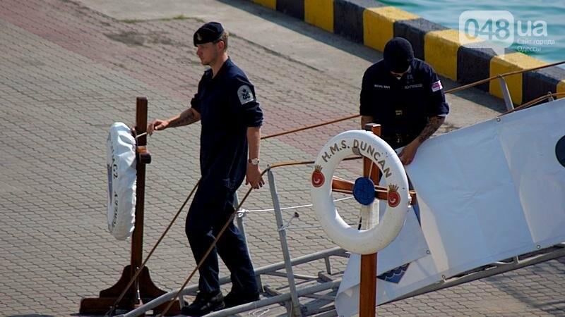 Новые боевые корабли НАТО зашли в Одессу (ФОТО), фото-23