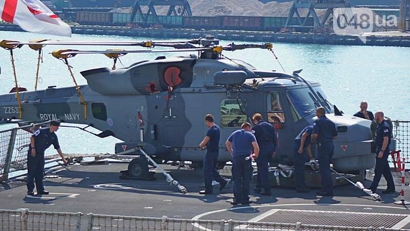 Новые боевые корабли НАТО зашли в Одессу (ФОТО), фото-34