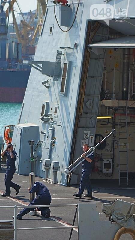 Новые боевые корабли НАТО зашли в Одессу (ФОТО), фото-29