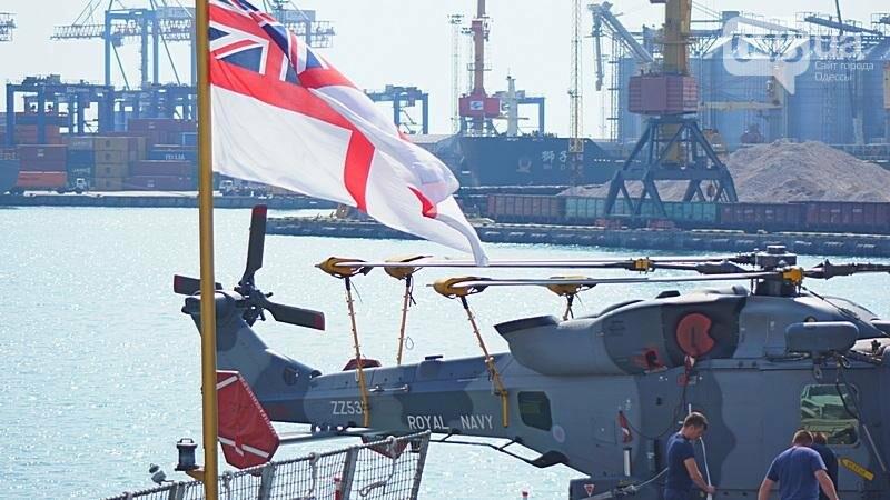 Новые боевые корабли НАТО зашли в Одессу (ФОТО), фото-42