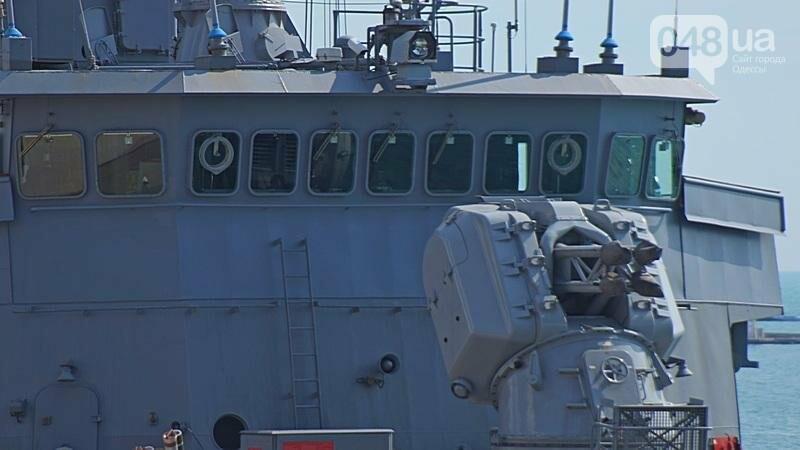 Новые боевые корабли НАТО зашли в Одессу (ФОТО), фото-21