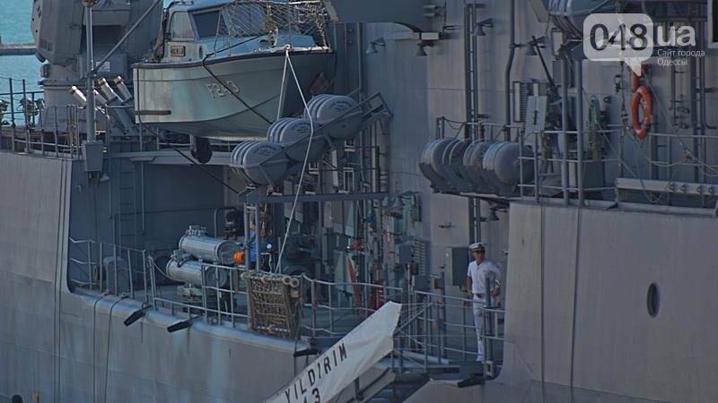 Новые боевые корабли НАТО зашли в Одессу (ФОТО), фото-32